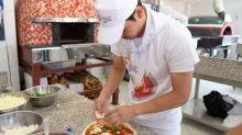 Japonês ganha competição na Itália com melhor pizza napolitana