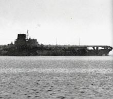 How the U.S. Navy Sunk Imperial Japan's Top Secret Aircraft Carrier