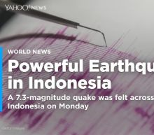 Powerful Indonesian quake felt in Australia