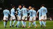 Manchester City set new top flight win streak