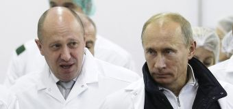 The Russian mogul linked to news sites, troll army