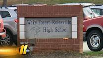 Security stepped up at Wake schools