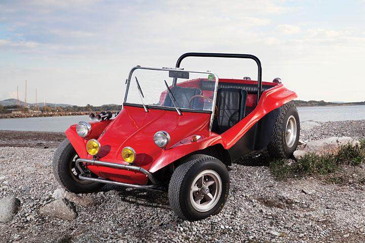 This Vw Based Beach Buggy Is Vintage Americana Made In