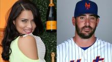 Adriana Lima Spotted Making Out With Matt Harvey