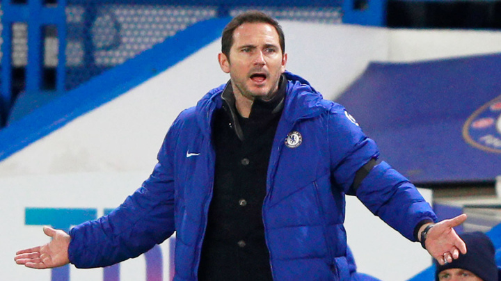 Outrage at 'disgusting' treatment of Chelsea legend Frank Lampard