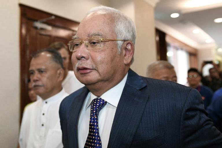 Former prime minister Najib Razak was ejected from office last year, in large part due to allegations he and his cronies looted massive sums from a state development fund