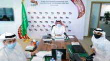 Saudi hosts G20 talks on debt crisis, virus recovery