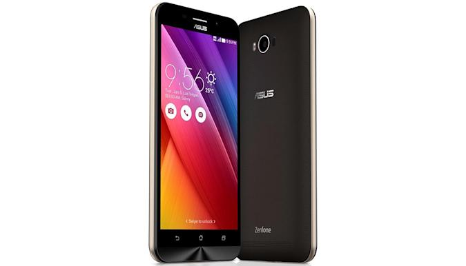 ASUS put an insanely large battery in the ZenFone Max