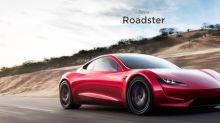 Elon Musk Is Sending a Tesla to Mars
