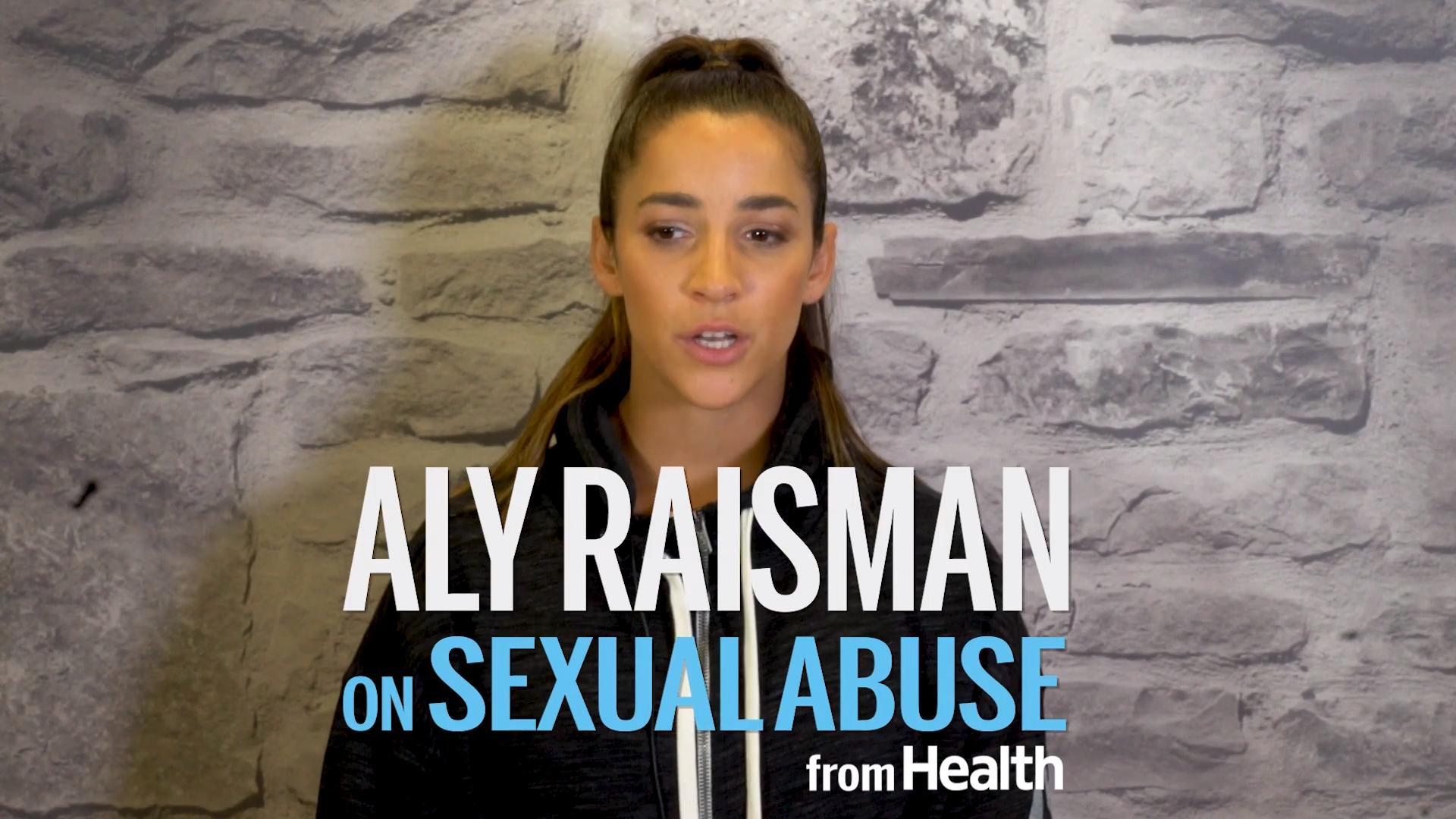 Gold Medal Gymnast Aly Raisman Says She Was Assaulted By