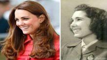La historia de la abuela espía de Kate Middleton