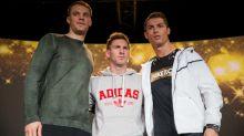 6 craques internacionais que já foram fotografados com a camisa de clubes brasileiros
