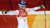 Winter Olympics: Emotional Vonn admits 'body hurts' after downhill bronze