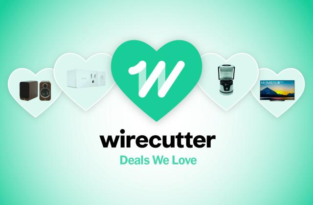 Wirecutter's best deals: $450 off an LG OLED TV