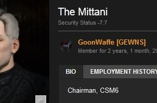EVE Online's The Mittani issues formal apology for crossing the line [UPDATED]