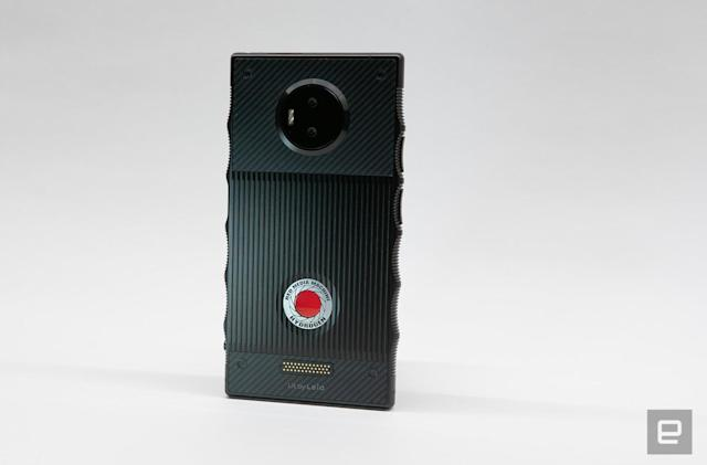 RED Hydrogen One review: Mediocre cameraphone, extraordinary price tag