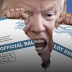 Donald Trump Can Do More Than Attack Post Office Funding. He's Mounting A Legal War Against Mailed Ballots.