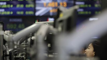 Europe stocks, US futures climb; Treasuries slip