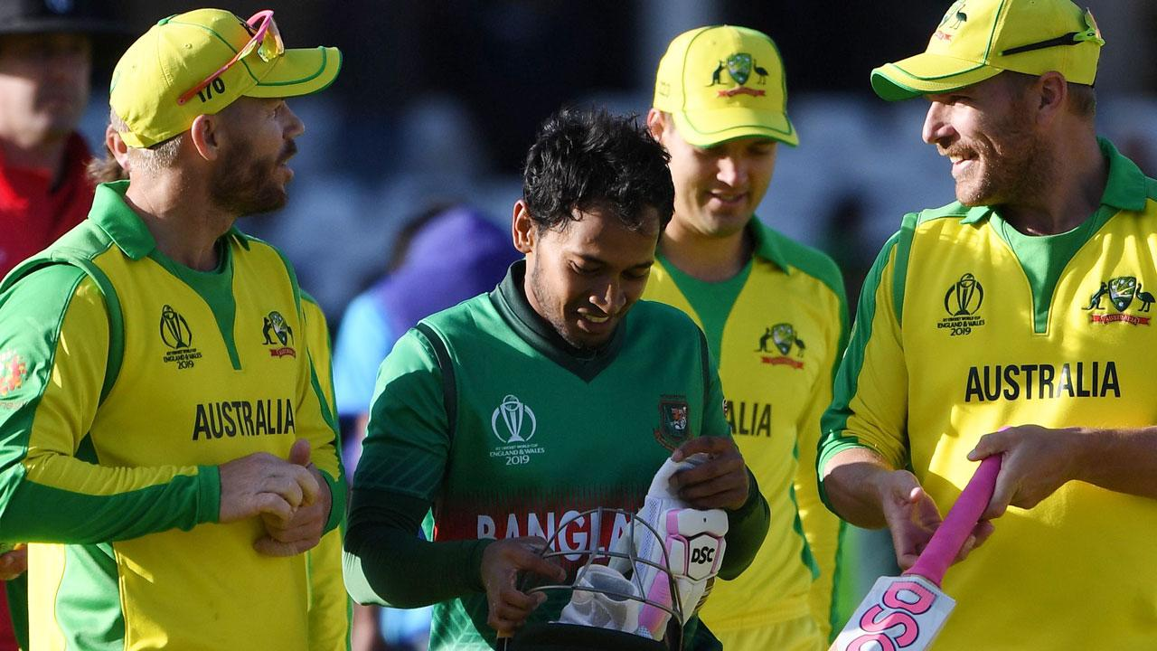 Cricket Australia slammed over 'shameful' treatment of Bangladesh