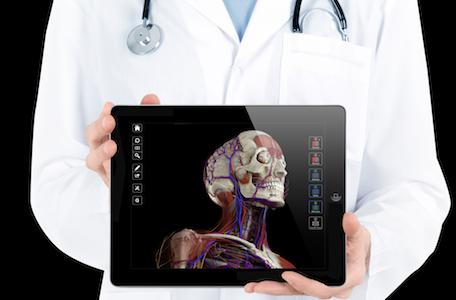 Essential Anatomy is the future of touch-based anatomy learning