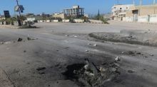 Scores reported killed in gas attack on Syrian rebel area
