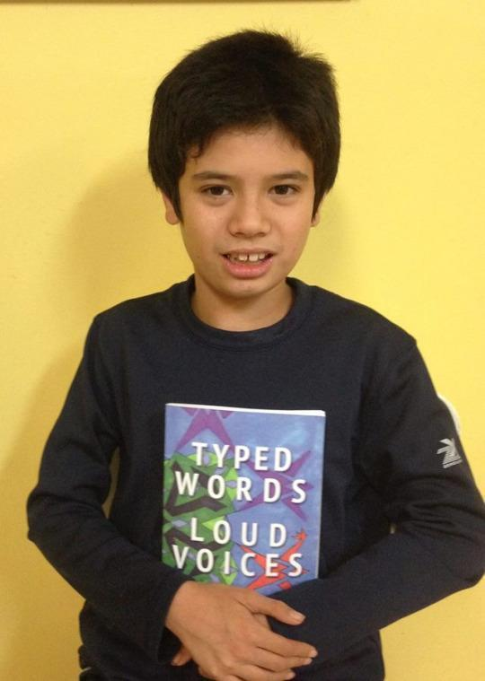 Nonverbal Boy Pens Must-Read Article About Autism