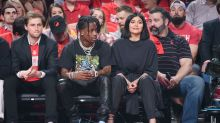 Courtside Date Night! Kylie Jenner and Travis Scott Enjoy Time Together Without Daughter Stormi