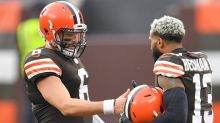 Browns expect Baker Mayfield, Odell Beckham and Jarvis Landry to play