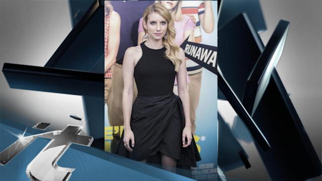 Film Flickers News Pop: Emma Roberts & Her Lovely Ladies were a Hit at the We're The Millers Premiere!