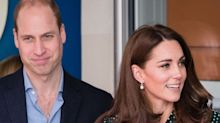 This Video of Prince William Dodging Questions About Kate RIGHT After Their Breakup Is So Awk