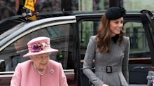 The Queen gifts Kate Middleton with huge honour on wedding anniversary