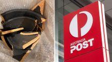 'Shame': Woman slams Australia Post after 'fragile' package destroyed