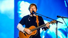 Ed Sheeran says baby daughter cries when he sings to her