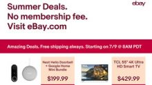 Massive Deals Launching on eBay This Week as Summer Heats Up