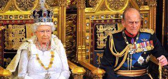 Why was Prince Philip not a king?