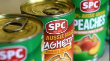 CC-Amatil shares surge as SPC sale flagged