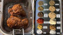 Aussie recreates KFC's 11 herbs and spices secret recipe at home