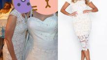 Noiva reclama de cunhada que usou vestido branco para ir ao seu casamento