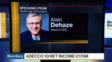 Adecco's CEO Expects Macron to Reform France's Labor Code