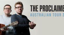 The Proclaimers return to Australia