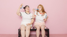 The First-Ever Korean Plus-Size Models Want to Be the 'Prettiest Fattest' Women Around
