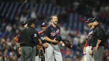 Rob Manfred says MLB crackdown has 'gone very well,' despite Max Scherzer quarrel