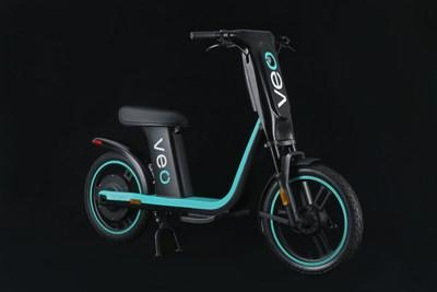 VeoRide Leads Shared Micromobility into 2020 with New Futuristic Vehicle