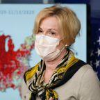 White House coronavirus adviser Deborah Birx hopes to brief Joe Biden about pandemic on Monday
