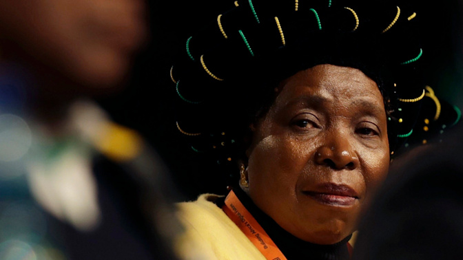 Who will replace Jacob Zuma? The contenders for South Africa's next president