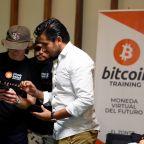 Bitcoin hovers below $40,000 as World Bank rejects El Salvador request