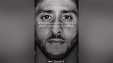 Nike's Colin Kaepernick ad is nominated for an Emmy