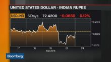 Advani Group's President on Rupee, Indian Markets