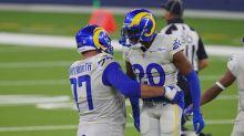 Rams' Jalen Ramsey: Josh Allen 'talented,' will miss Bills Mafia