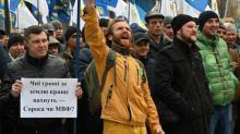 Ukrainian parliament launches 'historic' land sale reform